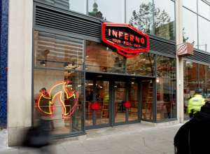 Inferno will be opening on Milton Street
