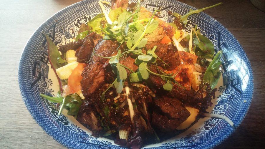 Spicy Thai Beef Fillet Salad