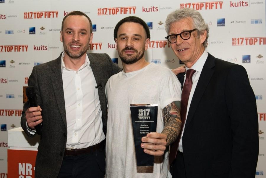 Thom Hetherington (CEO Holden Media), Gary Usher (Sticky Walnut), Tony Lyons (Kuits Solicitors)