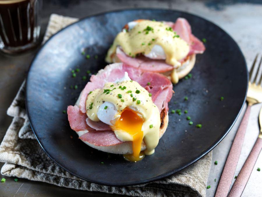 Eggs Benedict, Alchemist MediaCity new menu