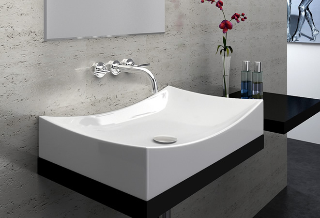 Burgbad Rc40 Designer Waschtisch - My Lovely Bath - Magazin Für Bad & Spa