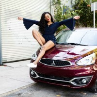Mitsubishi Mirage GT: Go Big By Going Small