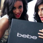 Be9To5 in NYC with Bebe