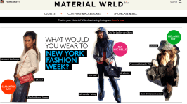 Material Wrld Feature