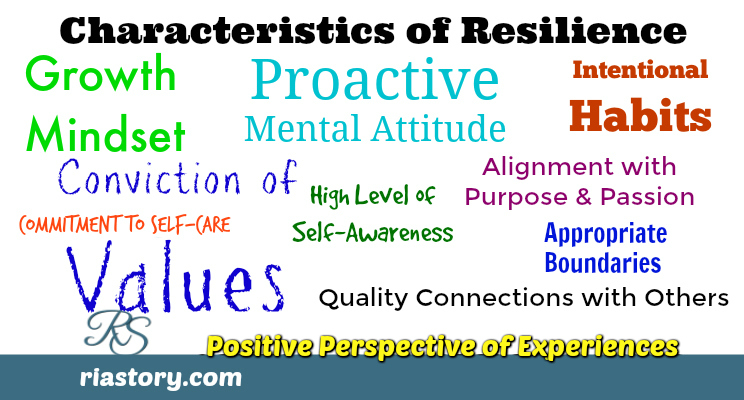 10 Characteristics of Resilience: How Many Do YOU have?