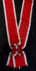 #AU013 - Grand Cross Order of Leopold sash