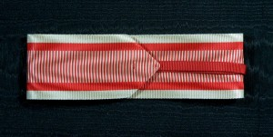 #AU046 - Military Merit Cross 2nd class neck ribbon