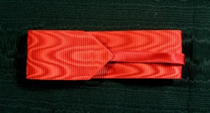#FR022 - France, Order of the Legion of Honor Ribbon for Commanders cross type 2.