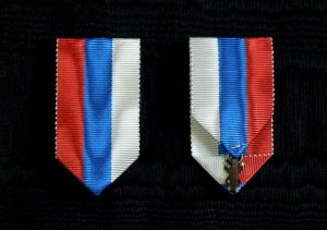 #ORSE011 - Serbia Principality, Medals for Valour type 2