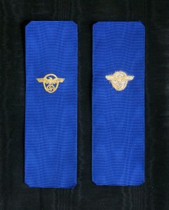 #GTR023 – Germany Third Reich, Police 25 years long service Decorations