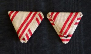 #ORAU025 - Red Cross Decoration – II. class for male recipients, type 1