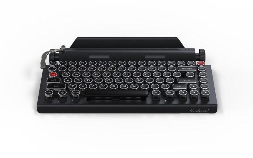 Qwerkywriter Bluetooth Keyboard
