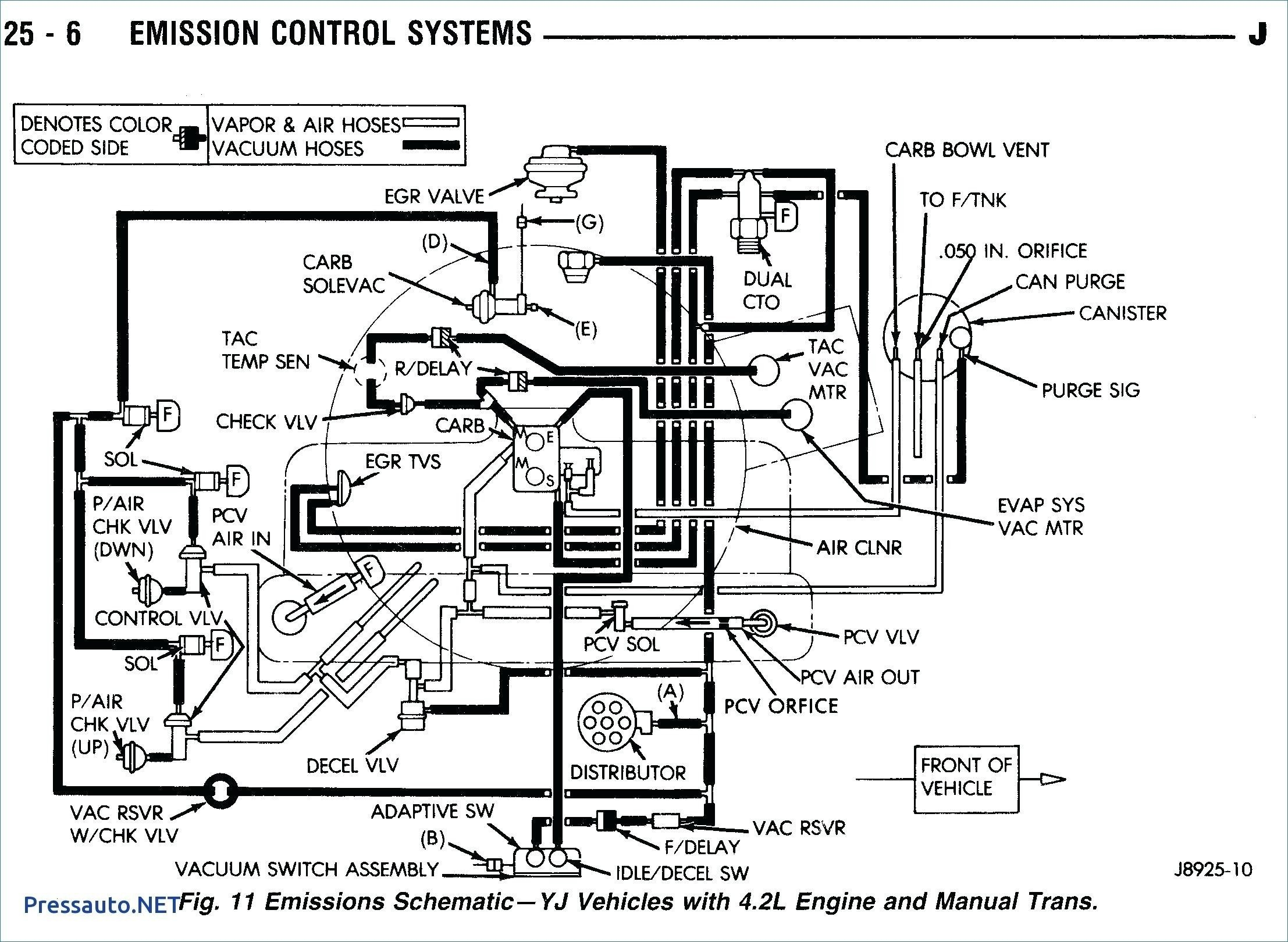 1990 jeep wrangler electrical diagram