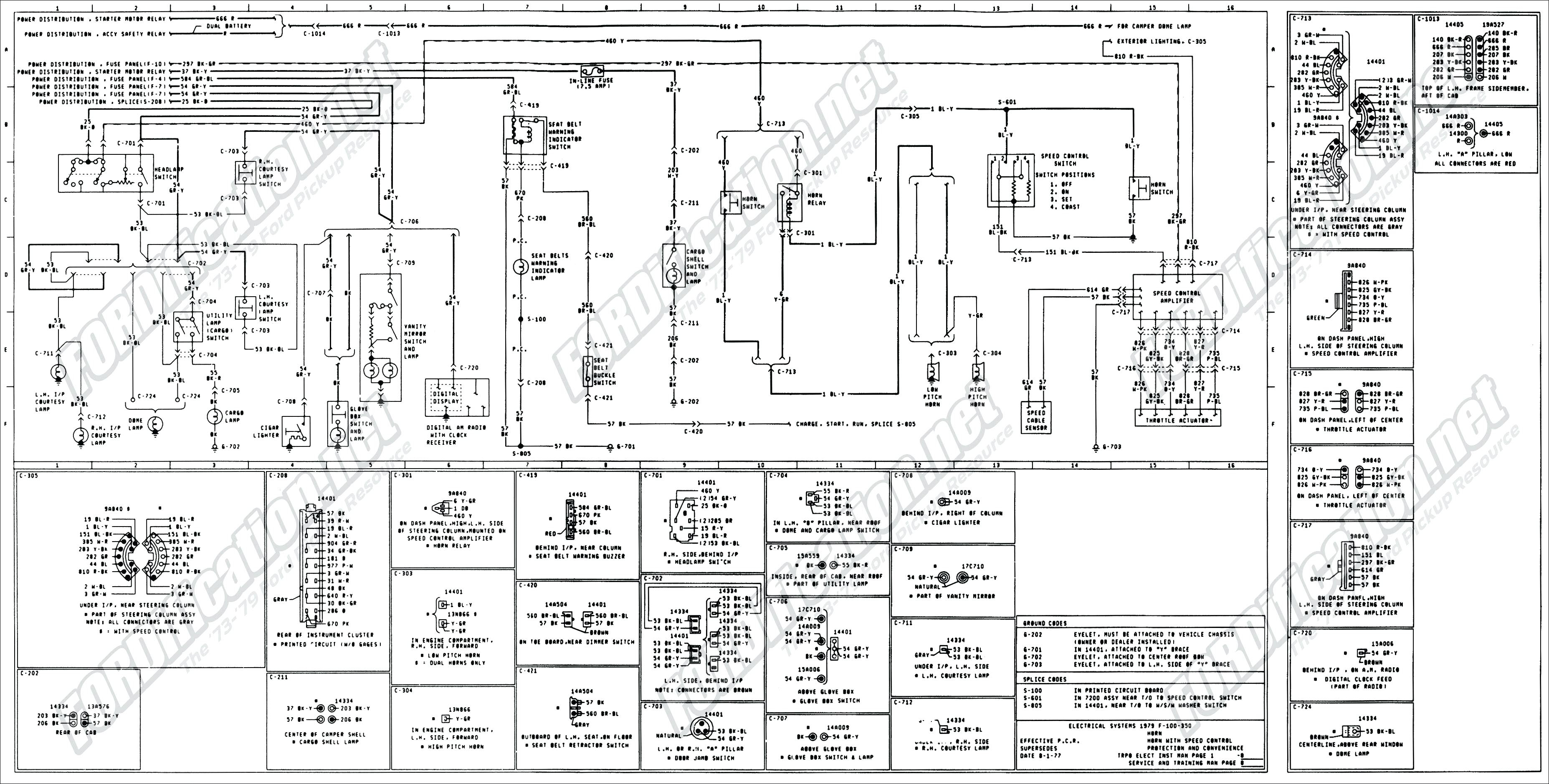 radio wiring diagram ford f150