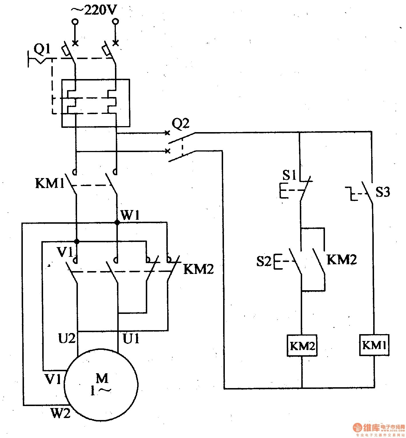 motor starter wiring diagram electrical wiring diagram pdf