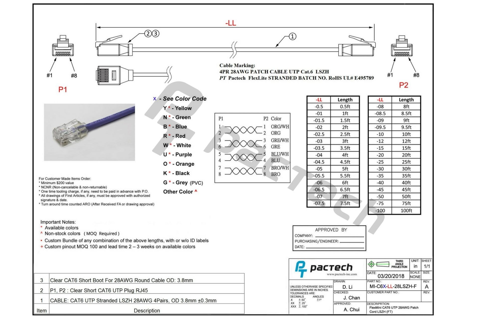 45 ethernet wiring diagram