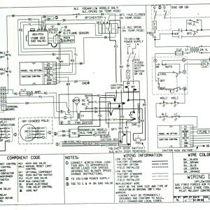 ac unit contactor wiring diagram