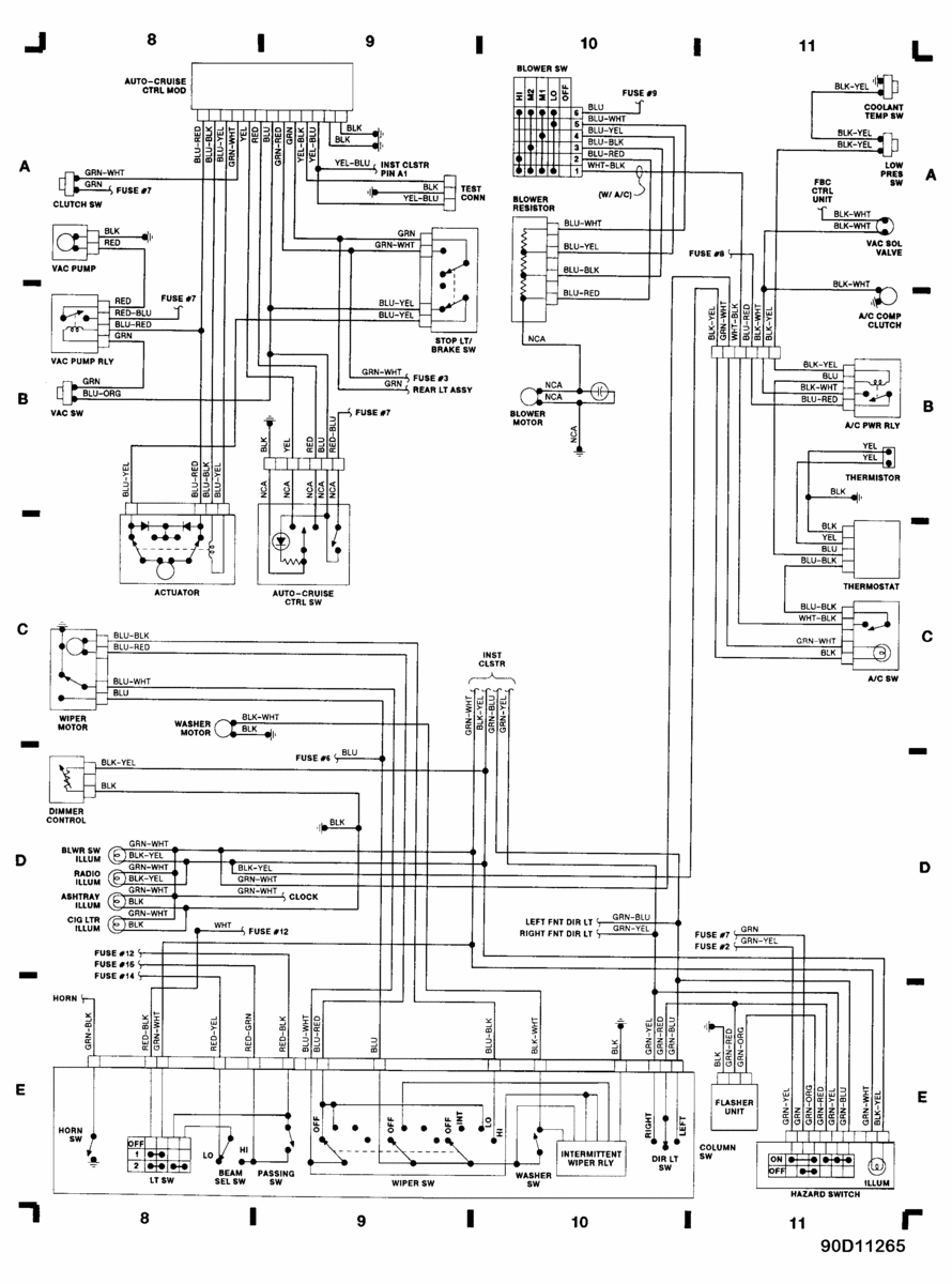 85 dodge ram wiring diagram
