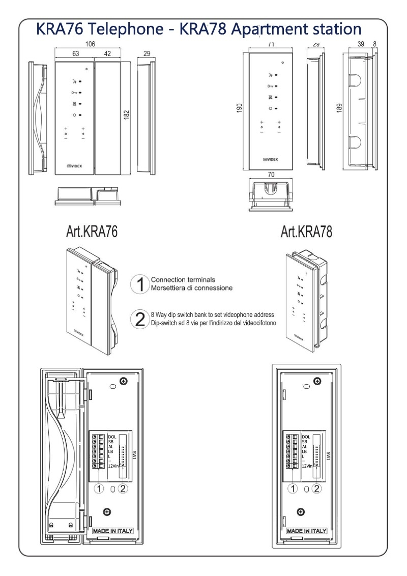 elvox intercom wiring diagram