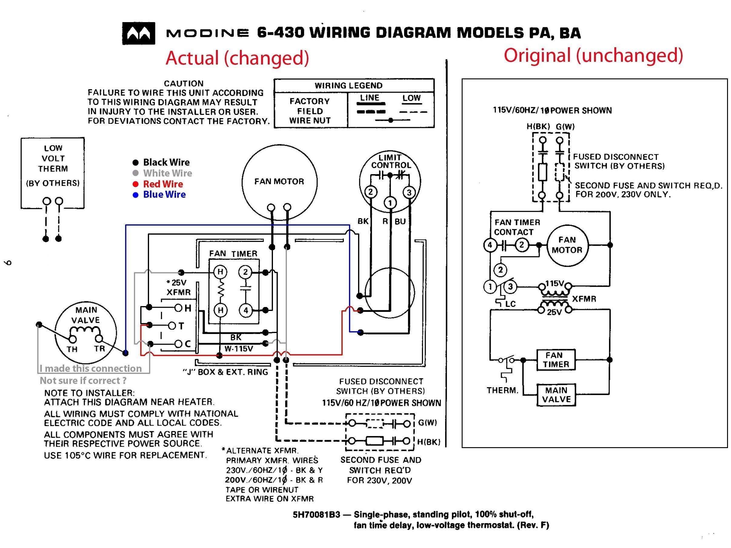 fan control center wiring help