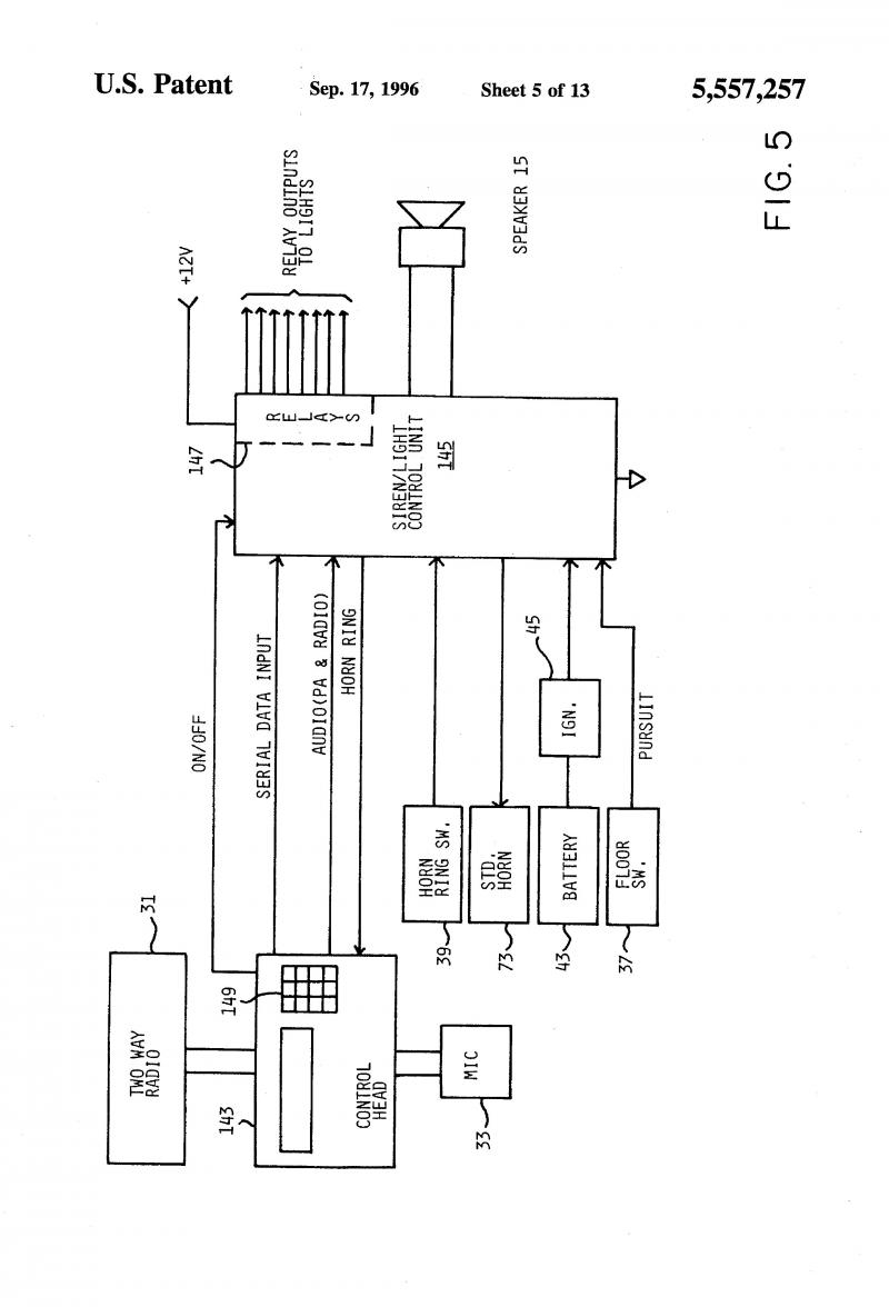 federal siren wiring diagram