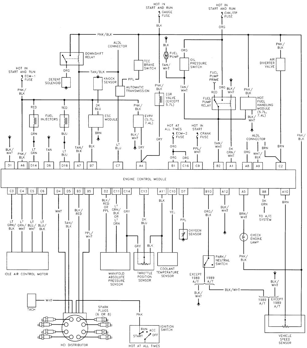 1990 bounder wiring diagram