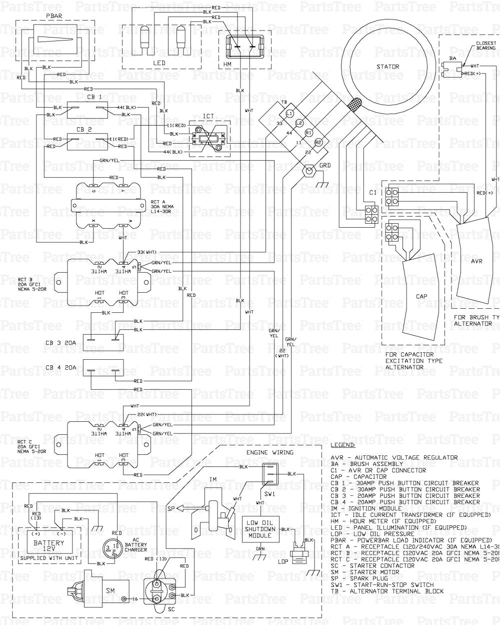 wiring diagram nexus