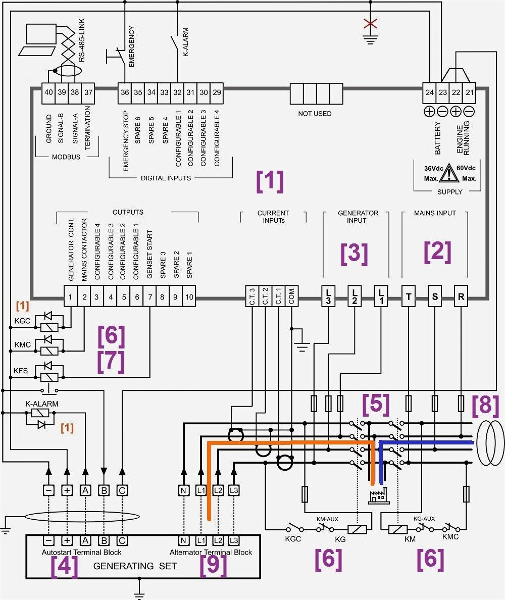 perkins diesel alternator wiring diagram