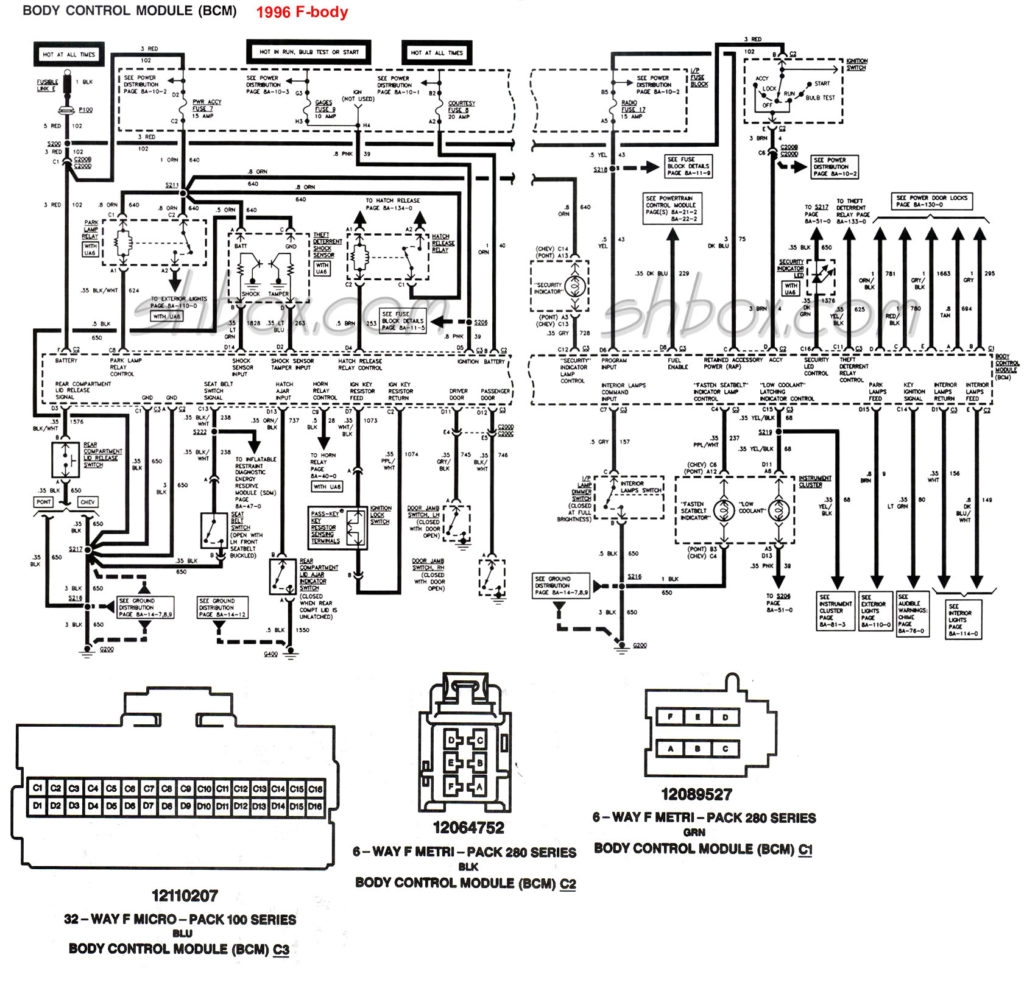 wiring diagram 2003 chevy impala