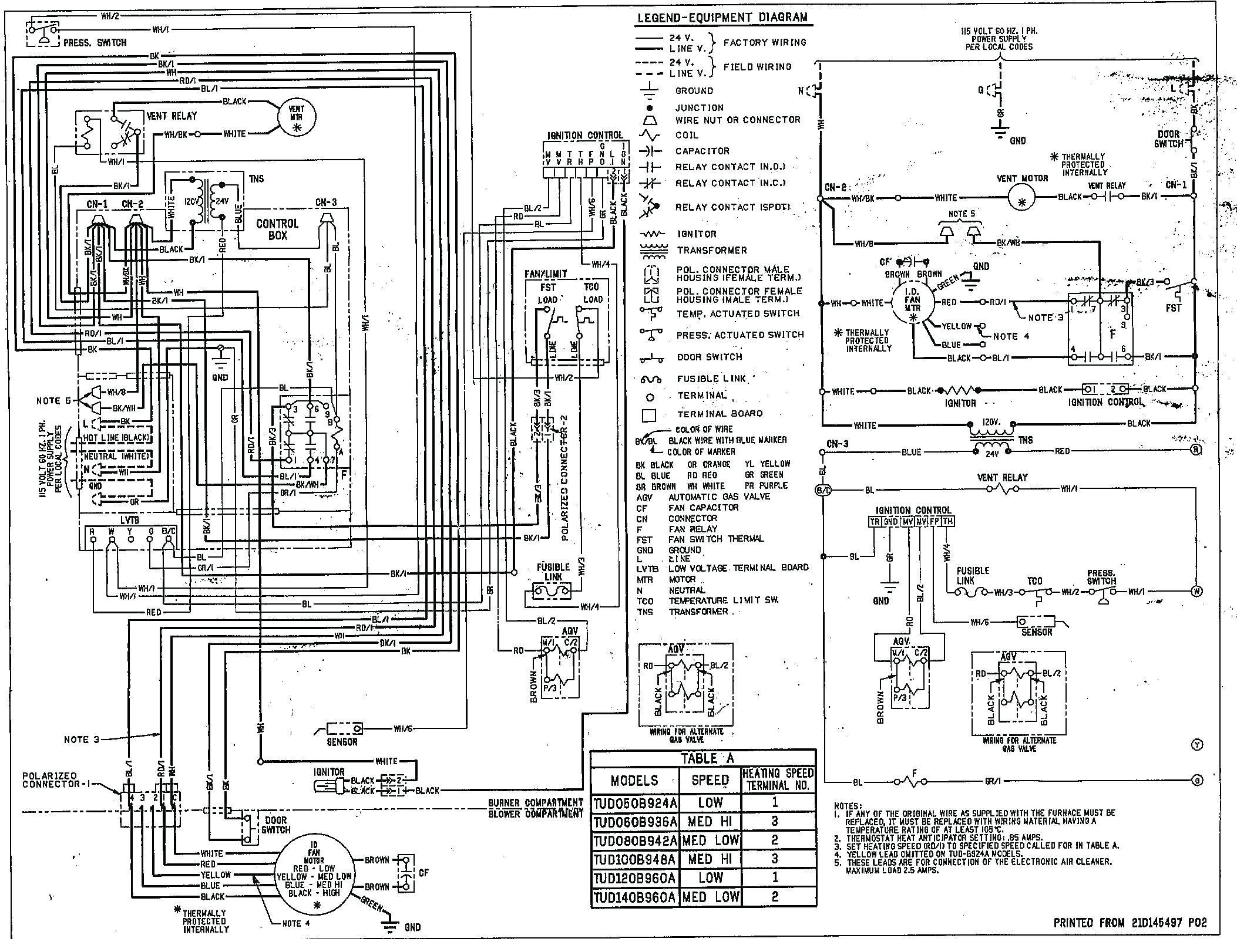 goodman heat pump goodman heat pump wiring diagram