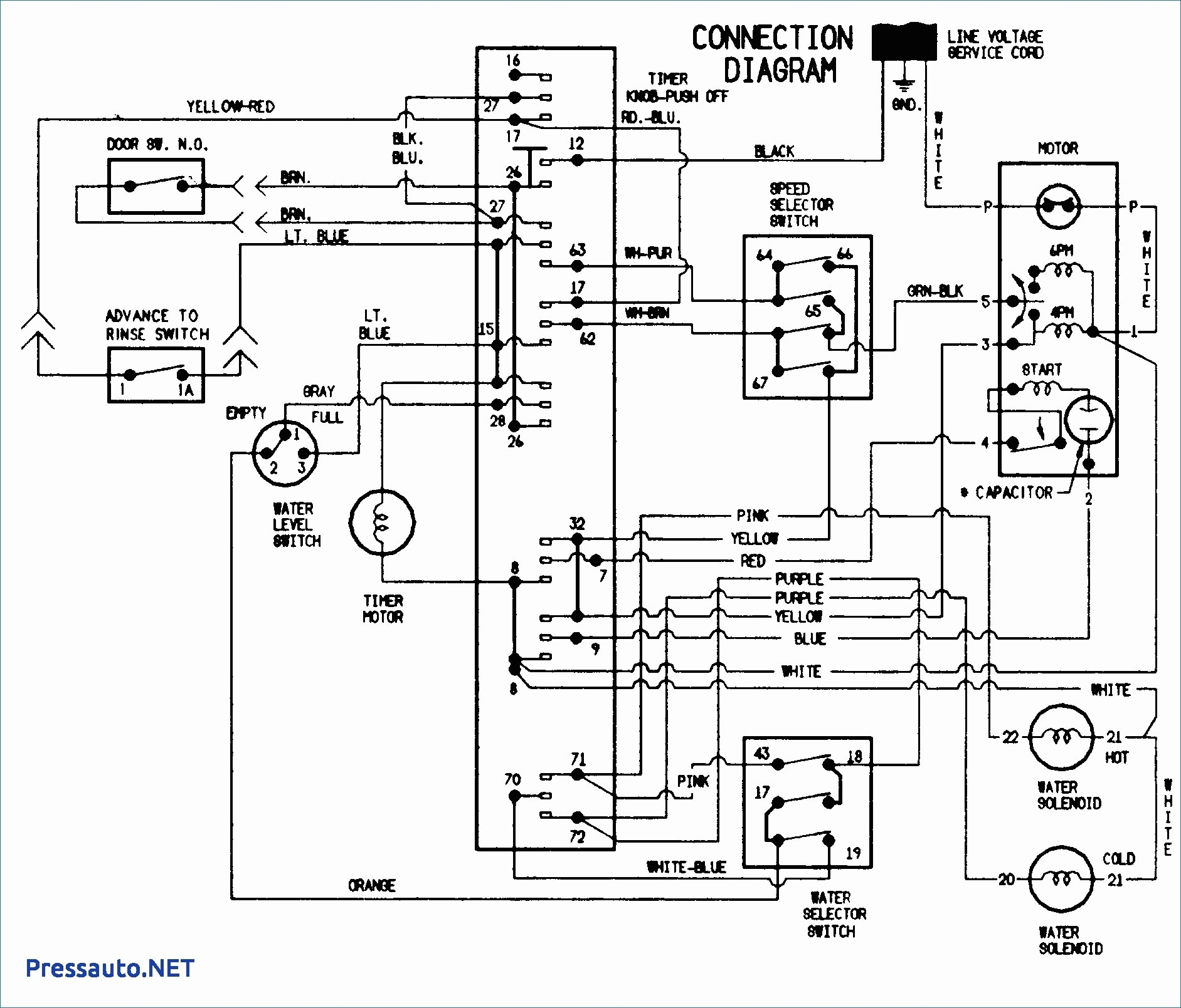 maytag dryer electrical schematic