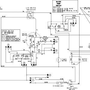 maytag washer motor wiring diagram
