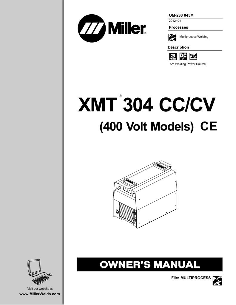 miller xmt 304 cc cv wiring diagrams