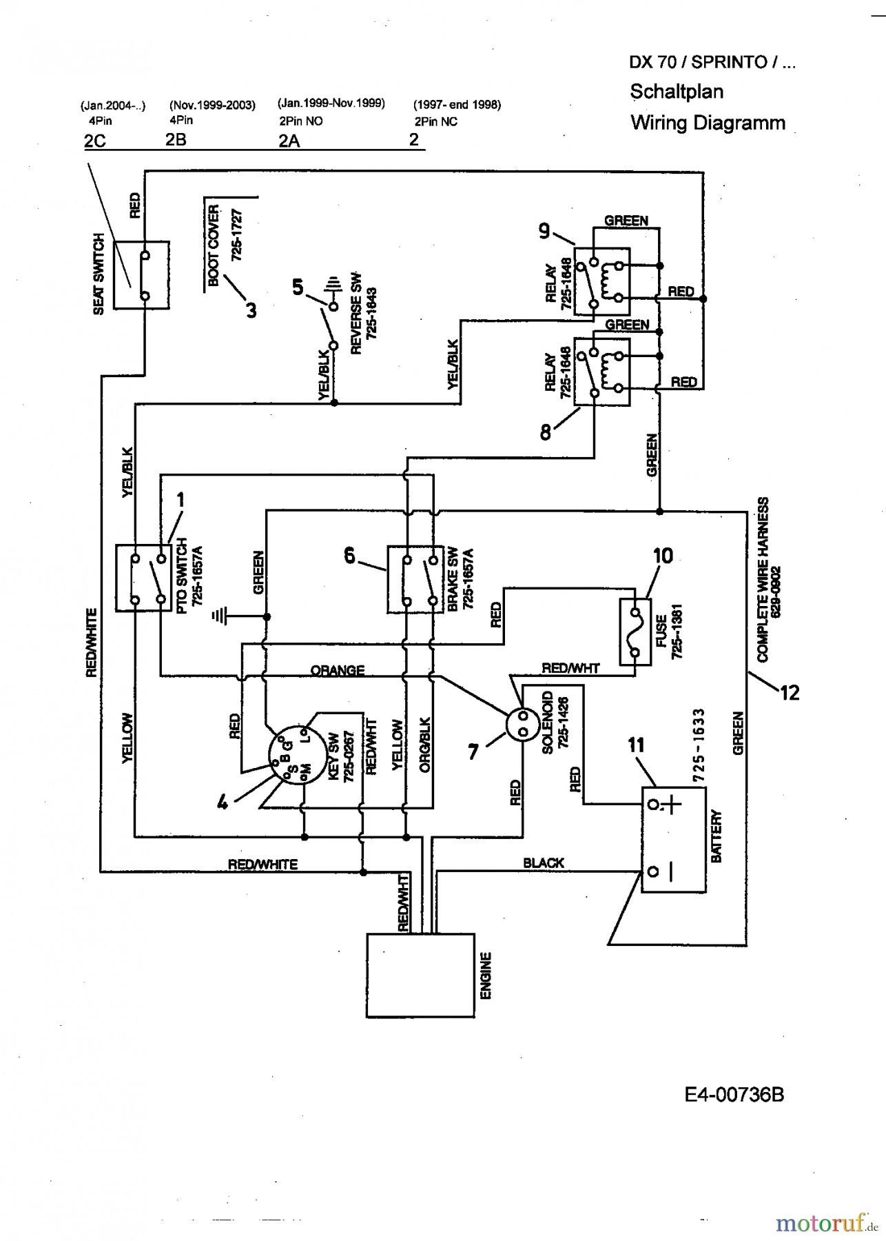 ottawa trucks wiring diagrams