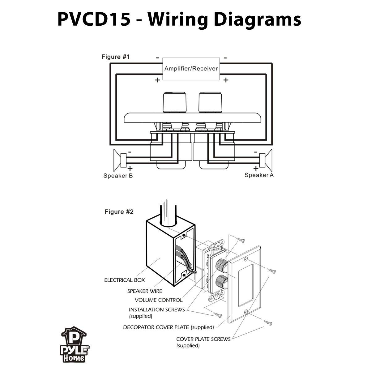 in wall volume control wiring diagram