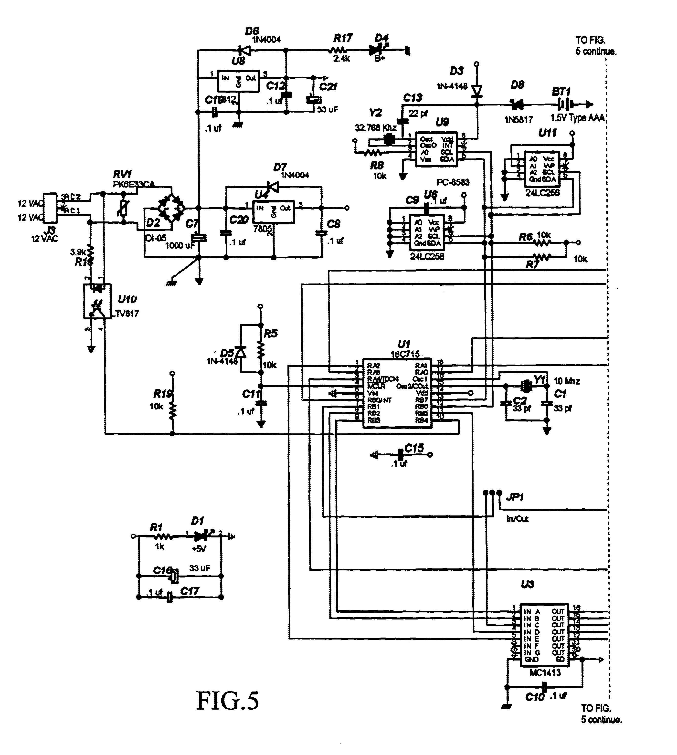 septic wire diagram
