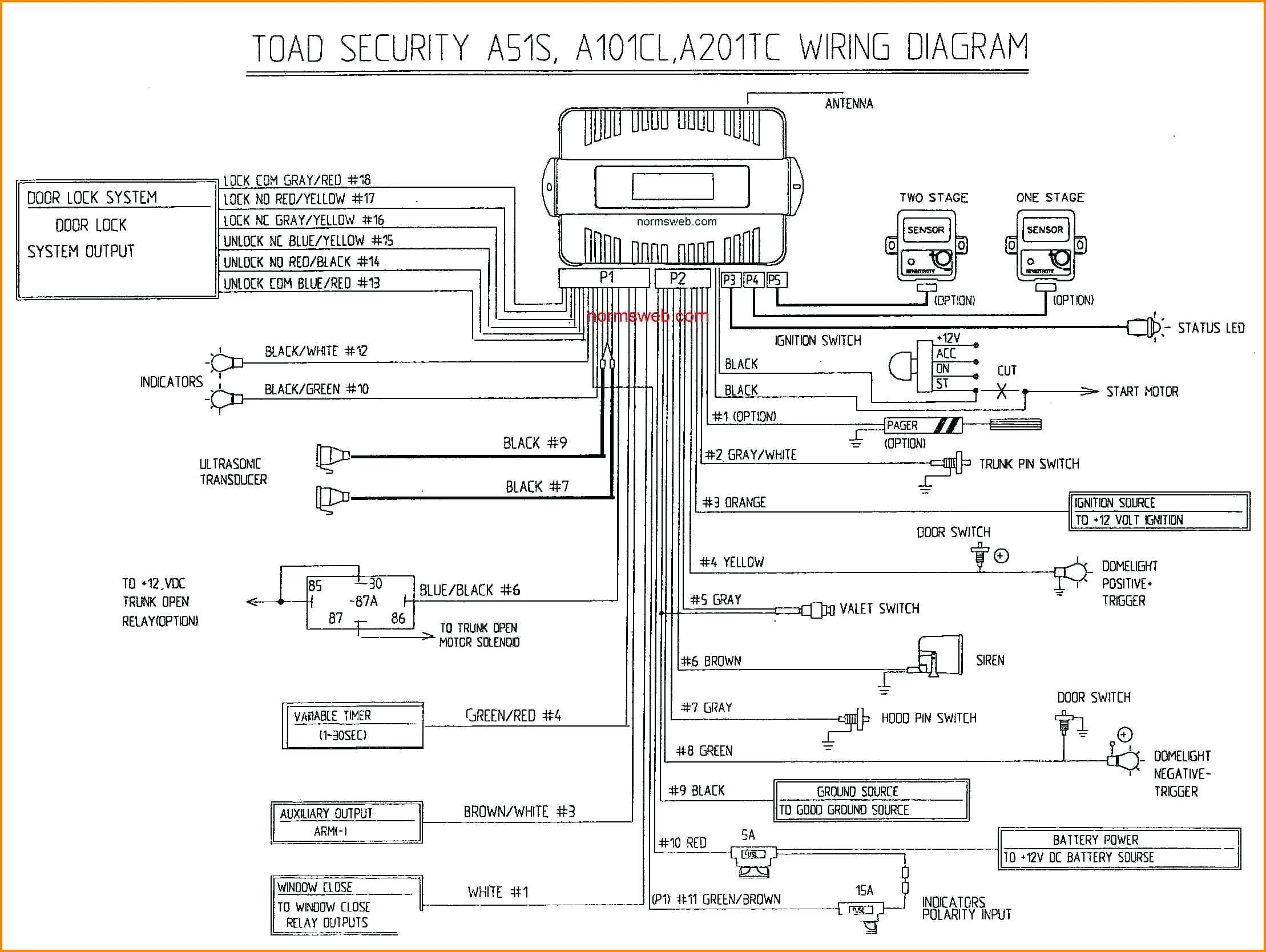 wiring diagram on trailer wiring diagram likewise led tail light