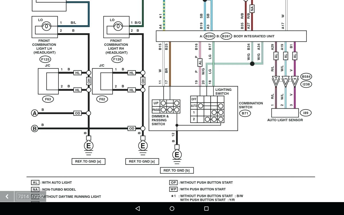 2003 subaru outback wiring diagrams