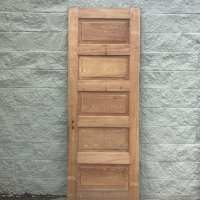 5 Panel Interior Doors - Raised or Flat Panel mainly solid ...