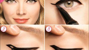 Permalink to: Winged eyeliner: come creare una linea perfetta