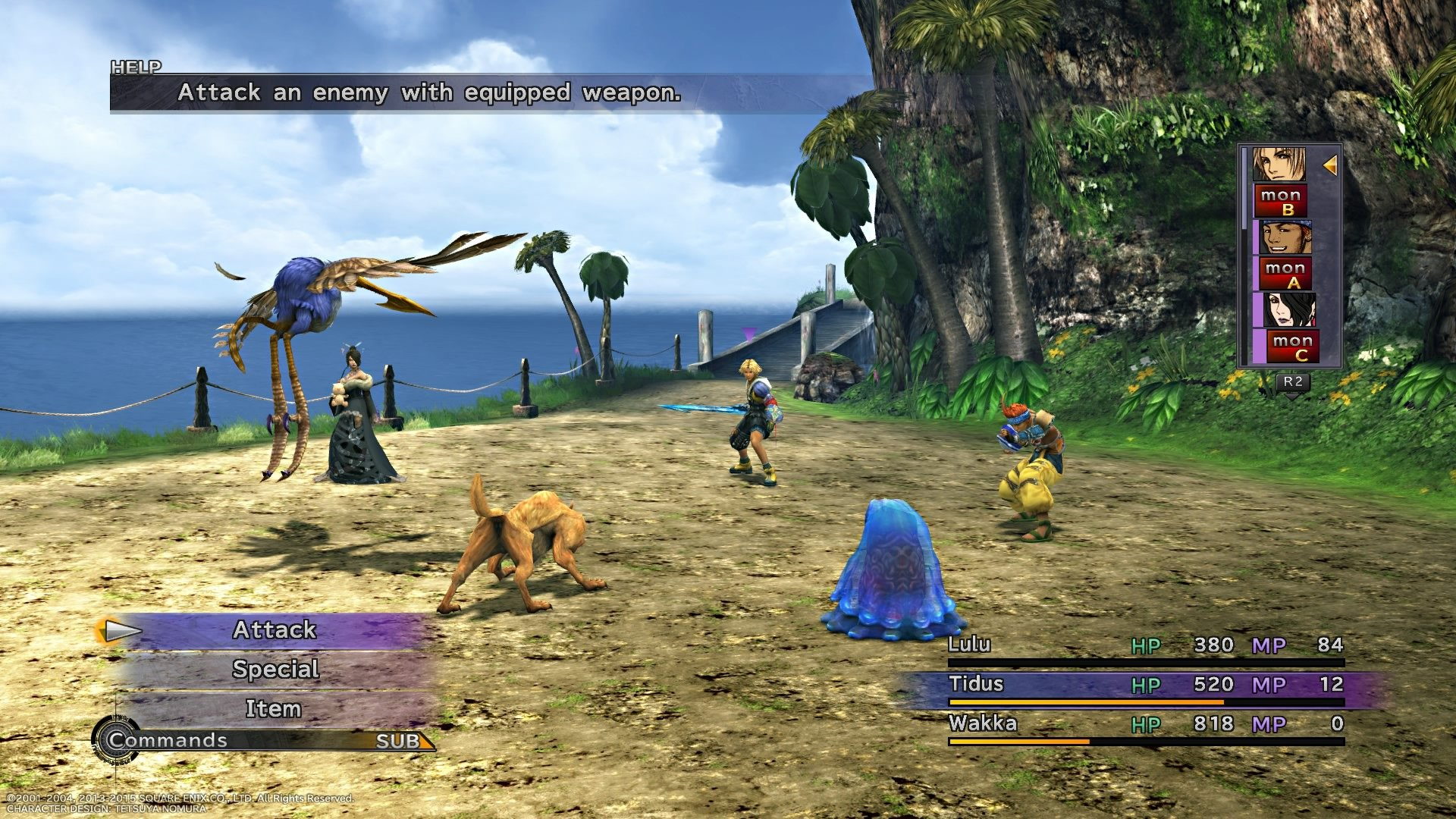 X X 2 Final Fantasy X X 2 Hd Remaster Review Ps4 Rice Digital