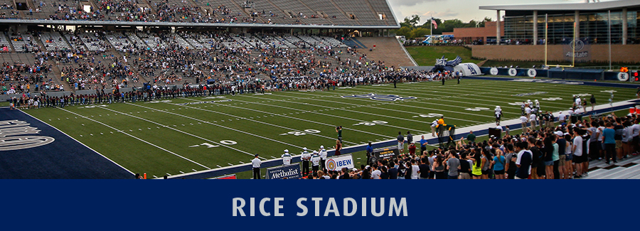 Rice Stadium - Rice University Athletics