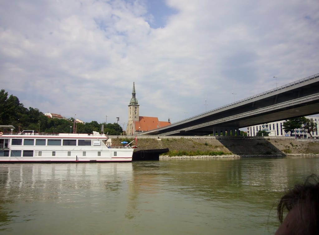 Bratislava, River Town. – Rich McClear