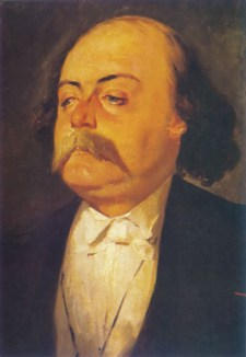 Flaubert by Giraud