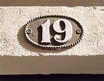 Numbers: number 19