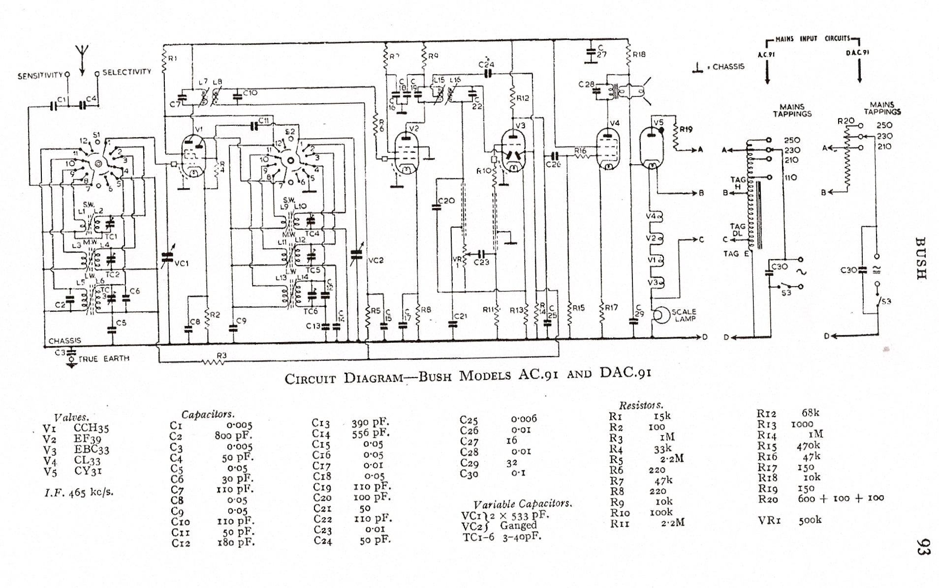 time clock wiring schematics