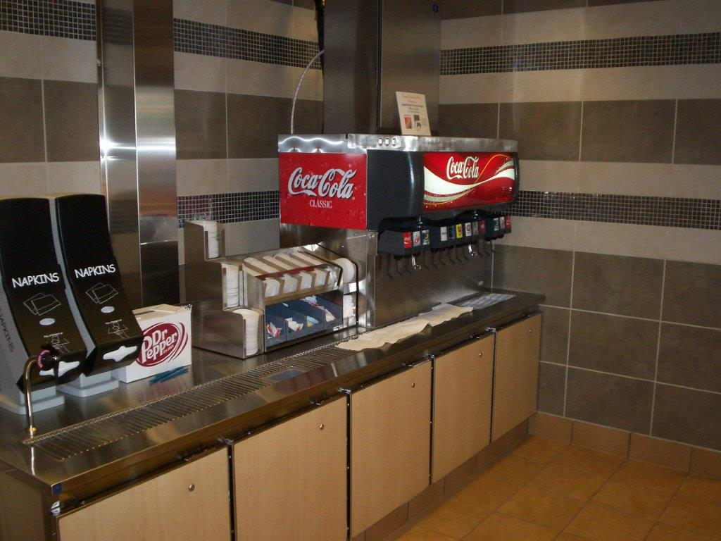 Mcdonalds Kitchen Equipment List Mcdonalds Restaurant Construction General Contractor Wa Or