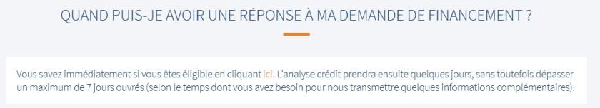 Lendix inversión crowdfunding crowdlending 06 tiempo responder a préstamo