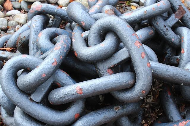 chain- maillage