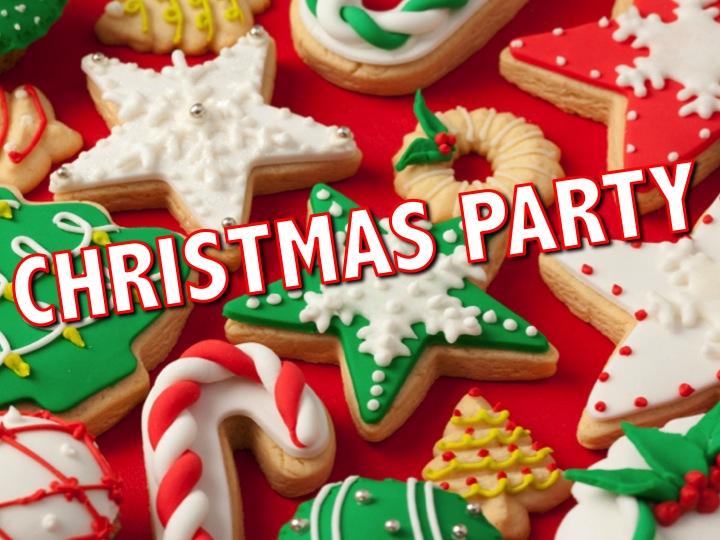 Christmas Party  Fellowship Luncheon Richfield Christian Church